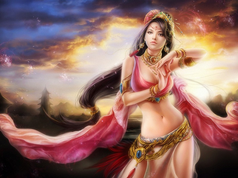 帝釋強求羅睺阿修羅女【天羅大戰之天與修羅的仇恨.阿修羅傳奇】