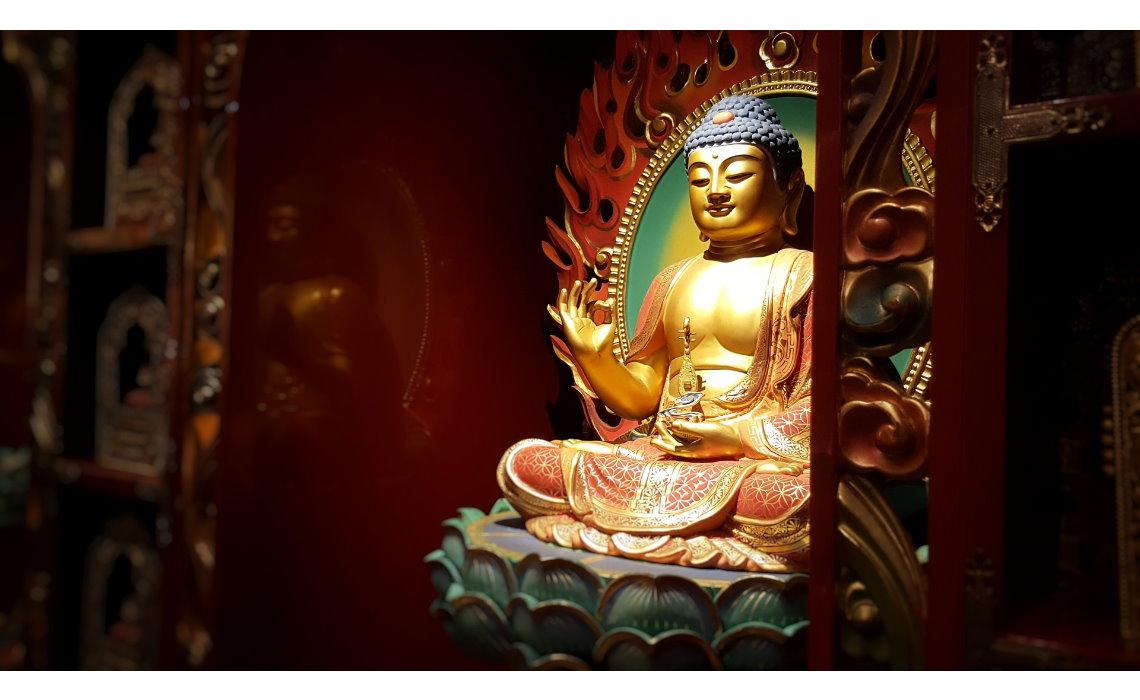一、佛陀介紹藥師琉璃光如來《七》.認識藥師經